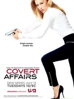Covert Affairs- model->seriesaddict